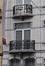 Boulevard Émile Bockstael 291, balcon du premier étage, 2017