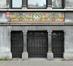 Boulevard Émile Bockstael 416-148, détail du soubassement, 2017