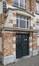 Rue Émile Delva 79, entrée, ARCHistory / APEB, 2018