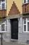 Rue Émile Delva 83, entrée, ARCHistory / APEB, 2018