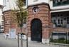 Rue Émile Delva 85-87, détail du rez-de-chaussée, ARCHistory / APEB, 2018