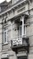 Rue Émile Wauters 30, balcon couvert côté rue© ARCHistory / APEB, 2018