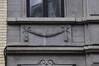 Rue Émile Wauters 38, guirlande en allège© ARCHistory / APEB, 2018