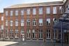 Félix Sterckxstraat 40 tot 44, Stella Marisinstituut, eerste klaslokalen, gevel langs speelplaats, ARCHistory / APEB, 2018