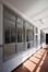 Félix Sterckxstraat 40 tot 44, Stella Marisinstituut, achtergebouw, gang op eerste verdieping, ARCHistory / APEB, 2018