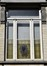 Rue Fransman 89, corps d'angle, fenêtre latérale gauche© ARCHistory / APEB, 2018