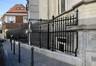 Rue Fransman 89, grille latérale gauche© ARCHistory / APEB, 2018