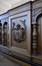 Rue Fransman 89, salle de justice, barrière du public© ARCHistory / APEB, 2018
