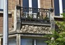 Avenue Jean Sobieski 52, terrasse, ARCHistory / APEB, 2018