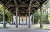 Pont Sobieski, vue vers l'est© ARCHistory / APEB, 2018