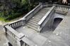 Pont Sobieski, corps d'escalier© ARCHistory / APEB, 2018