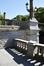 Pont Sobieski, balustrade du corps d'escalier© ARCHistory / APEB, 2018