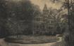 Chrysantenstraat, een villa op het bouwblok waar de huidige school is gebouwd© SAB/IF W-275