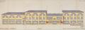 Tuinbouwersstraat, Lagere School, project door Huib Hoste, opstanden© SAB/OW 49730 (1923)