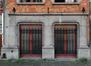 Rue Karel Bogaerd 25, soubassement, 2017
