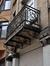 Rue Léopold Ier 214, balcon, 2017