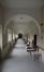 Avenue de Lima 20, Maison Saint-Ignace, couloir de cloître au corps droit© ARCHistory / APEB, 2018
