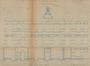 Place de la Maison Rouge 6 et 121, 119 rue du Champ de l'Église, élévations© AVB/TP Laeken 1067 (1905)
