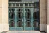 Avenue de Marathon 119b-135c, stade Roi Baudouin, portique d'entrée, une des portes latérales© ARCHistory / APEB, 2011