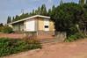 Avenue de Marathon, stade Victor Boin, club-house, vue depuis le sud-ouest© ARCHistory / APEB, 2011