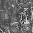 Photo aérienne des jardins dessinés par Émile Lainé, en 1930, © www.bruciel.brussels 1930