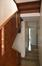 Sint-Albaansbergstraat 25, trappenhuis vanop de eerste verdieping naar de achterkant van het huis, 2017