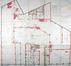 Rue de Moorslede 235-237a, plan du rez-de-chaussée© AVB/TP 49887 (1923)
