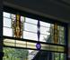 Parvis Notre-Dame 11, vitrine, 2017