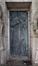 Onze-Lieve-Vrouwvoorplein, Monument van de onbekende Franse soldaat, gesneuveld op Belgische Bodem tijdens de oorlog van 1914-1918, achterkant, detail, 2017