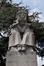 Onze-Lieve-Vrouwvoorplein, Monument van de onbekende Franse soldaat, gesneuveld op Belgische Bodem tijdens de oorlog van 1914-1918, bekronende beeldengroep, 2017