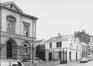 Paleizenstraat over de Bruggen 458-462, voormalig gemeentehuis © (© Sint-Lukasarchief)