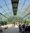 Serres royales de Laeken, salle à manger de l'orangerie, 2020