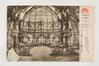 Serres royales de Laeken, l'église de fer, 1904, Collection Belfius Banque - Académie royale de Belgique ©ARB-urban.brussels