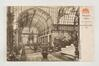 Serres royales de Laeken, la serre de l'Embarcadère, s.d, Collection Belfius Banque - Académie royale de Belgique ©ARB-urban.brussels
