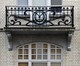 Rue Pierre Strauwen 22, balcon, ARCHistory / APEB, 2018
