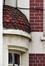 Avenue Prudent Bols 141, détail du bow-window, 2017
