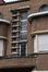Avenue Richard Neybergh 39, baies axiales de l'étage, 2017