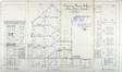Avenue Richard Neybergh 47, élévations avant et arrière et coupe longitudinale© AVB/TP Laeken 692 (1912)