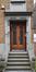 Avenue Richard Neybergh 108, entrée, 2017