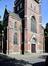 Place Saint-Lambert 38, église Saint-Lambert, façade principale© ARCHistory / APEB, 2018