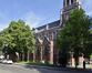 Place Saint-Lambert 38, église Saint-Lambert, façade latérale gauche© ARCHistory / APEB, 2018
