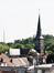 Place Saint-Lambert 38, église Saint-Lambert, vue depuis le sud-ouest© ARCHistory / APEB, 2018