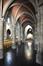 Place Saint-Lambert 38, église Saint-Lambert, bas-côté droit, vue vers le chœur© ARCHistory / APEB, 2018