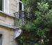 Drève Sainte-Anne 16, balcon, 2017