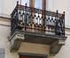 Drève Sainte-Anne 24, balcon, 2017