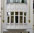 Drève Sainte-Anne 50a, bow-window, 2017