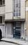 Rue de Ter Plast 77, entrée© ARCHistory / APEB, 2018