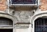 Rue du Siphon 36, bas-relief© ARCHistory / APEB, 2018