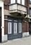 Rue Thys-Vanham 18-20, porte de garage, ARCHistory / APEB, 2018