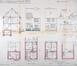 Cité du Verregat, plans de la maison de type A© AVB/TP 55065 (1925)